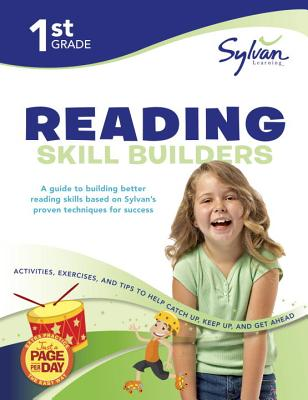 1st Grade Reading Skill Builders By Sylvan Learning (COR)